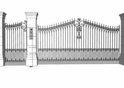 3D portail